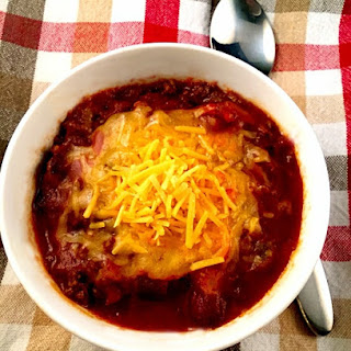 Mom's Turkey Chili