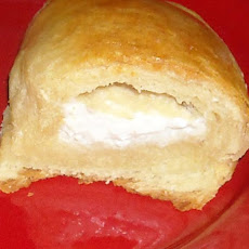 Cream Cheese Crescent Roll Ups