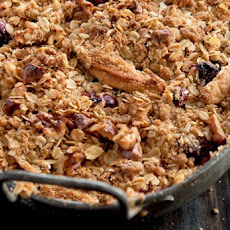 Apple and Cranberry Crisp Recipe