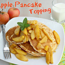 Apple Pie Pancake Topping (Throwback Thursday)