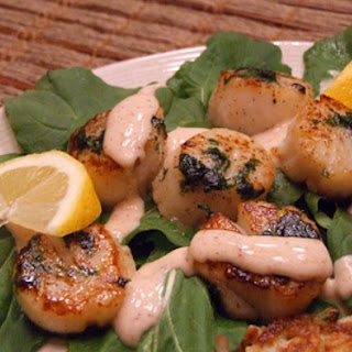 Chili Lime Scallops Recipes