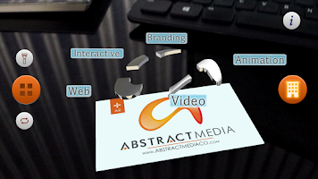 Screenshot of Abstract Media