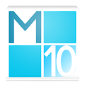 App Metro UI Launcher 10 apk for kindle fire
