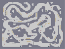 Thumbnail of the map 'Gold N Labyrinth'