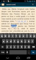 Screenshot of Biblia Ortodoxa,Rugaciuni