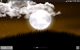 Screenshot of Night Sky HD