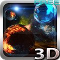 App Deep Space 3D Free lwp apk for kindle fire