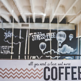 by Marijana Sekularac - Buildings & Architecture Other Interior ( stress free, interior, stockcoffee, serbia, coffee, beautiful, coffee shop )