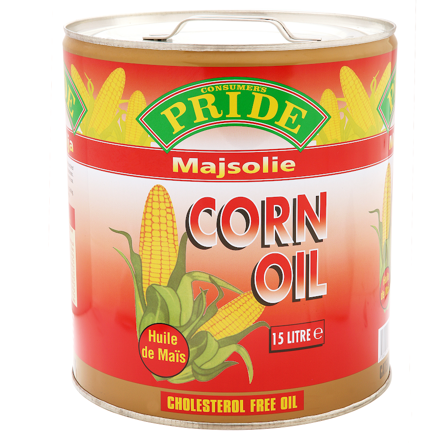 Pride Corn Oil