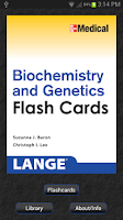 Screenshot of Lange Medical Flash Cards