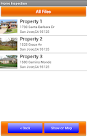 Screenshot of Home Inspection (License Key)