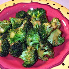 Ginger Broccoli