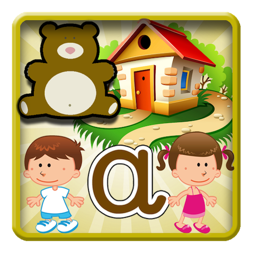 Tiki Bear Phonics Vowel Sounds LOGO-APP點子