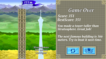 Screenshot of Tower of power