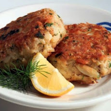 Crab Cakes (Weight Watchers)
