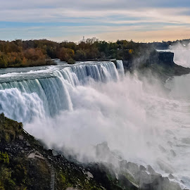 Niagara Falls by Ioannis Alexander - Landscapes Waterscapes ( canada, falls, niagara, waterscapes, usa,  )