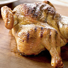 Grilled Spice-Rubbed Whole Chicken