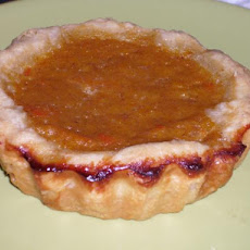 Tiny Tarts With Pecan or Pumpkin Filling