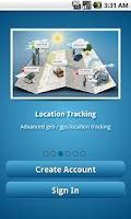 Screenshot of GPS Tracker Angel Tracking PRO