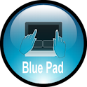 Blue Mouse Touch Pad