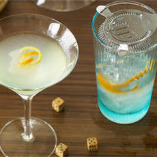 The James Bond Martini Recipe