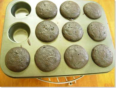 Devils Food Cupcakes2