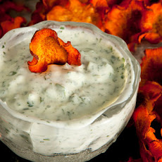 Jalapeño-Cilantro Yogurt Spread Recipe