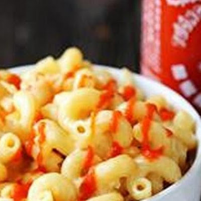 Sriracha Mac & Cheese