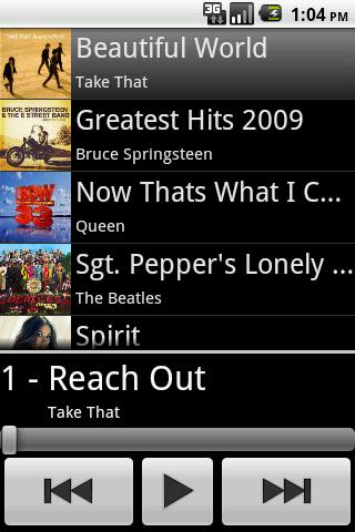 Simple Music Player Pro