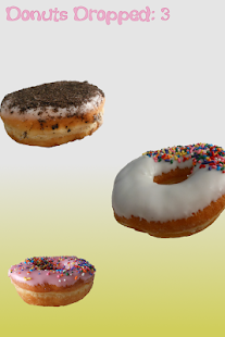 Donut Drop - screenshot