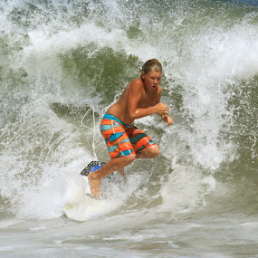 by Eurico David - Sports & Fitness Surfing