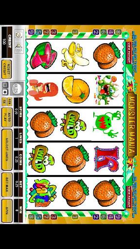 Monster Of Mania Slot Machine