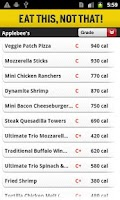Screenshot of Eat This, Not That! Restaurant