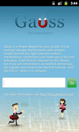 Gauss - The People Magnet