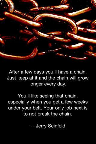 Unbroken Chain