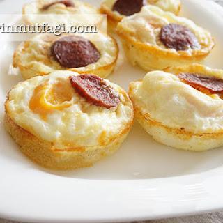 Pepperoni Eggs Recipes