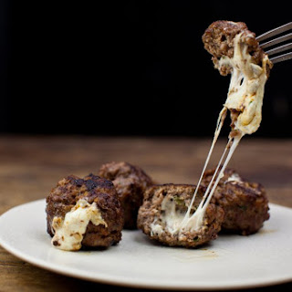 How to Make Stuffed Meatballs