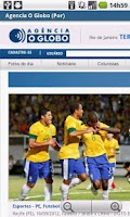 Screenshot of Brazil NeWs 4 All Pro