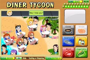 Screenshot of Diner Tycoon