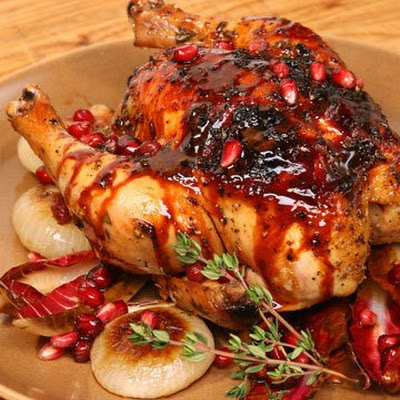 Pomegranate Marinade