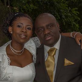 We renewed our vows! by Nicholas Sykes - Wedding Bride & Groom