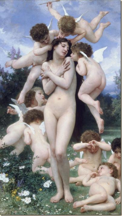 William-Adolphe_Bouguereau_Return_of_Spring