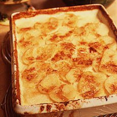 Johnny Schmitt's Potato Gratin