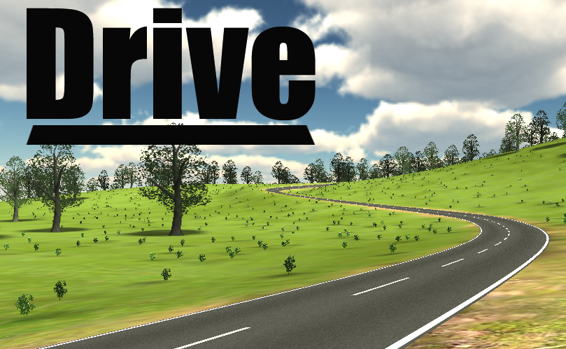 Drive Sim Screenshot