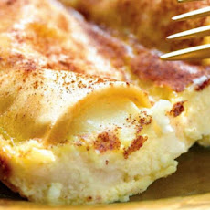 Easy Blintz Souffle