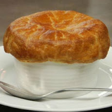 Mock Crab Pot Pie