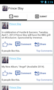 "Prince Slay: ""The Lifestyle"" - screenshot"