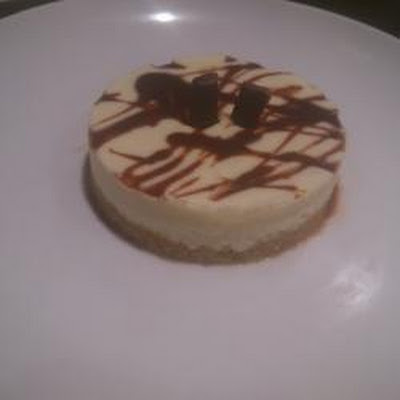 After Eight Suprise Cheesecake