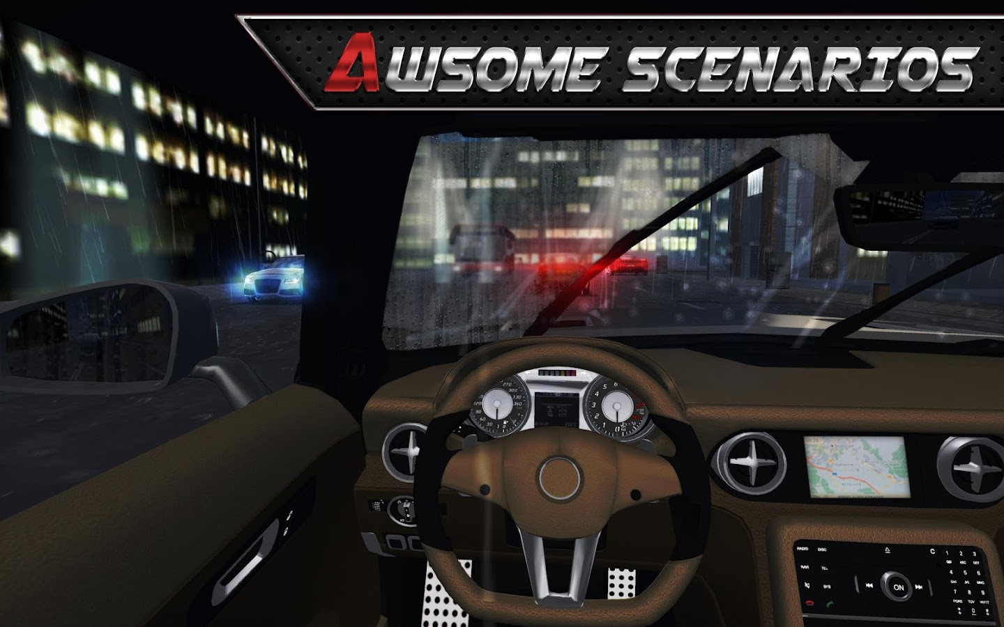 Real Driving 3D Screenshot 15