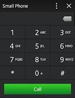 Screenshot of Small Phone